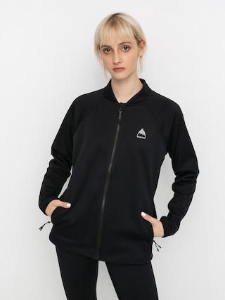 Burton Crown Weatherproof Active sweatshirt Wmn (true black)