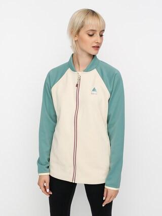 Burton Crown Weatherproof Active sweatshirt Wmn (trellis/creme brulee)