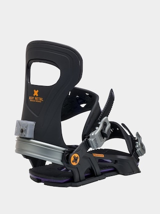 Bent Metal Transfer Snowboard bindings (slate)
