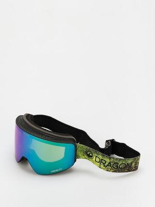 Dragon PXV Goggles (terra firma/ll green ion/ll amber)