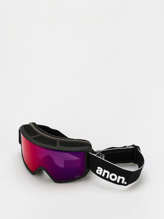 Anon M3 Goggles (black/perceive sunny red)