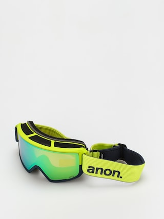 Anon M3 Goggles (blue split/perceive variable green)