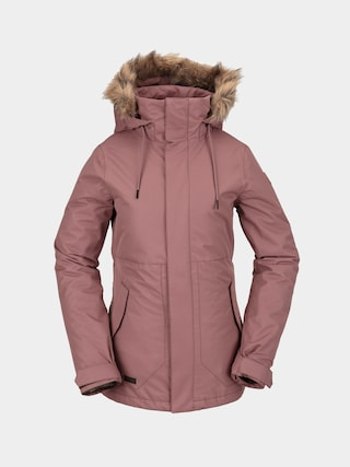 Volcom Fawn Ins Snowboard jacket Wmn (rose wood)