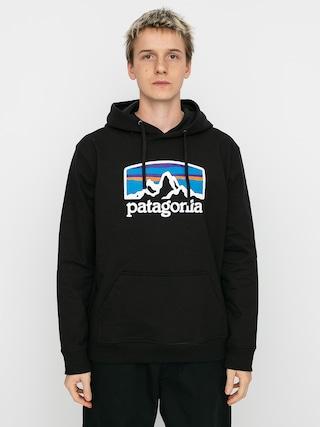 Patagonia Fitz Roy Horizons Uprisal HD Hoodie (black)