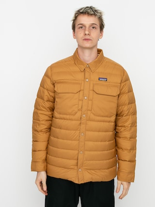 Patagonia Silent Down Jacket (nest brown)
