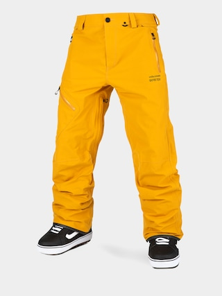 Volcom L Gore Tex Snowboard pants (resin gold)