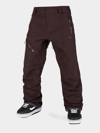 Volcom L Gore Tex Snowboard pants (black red)