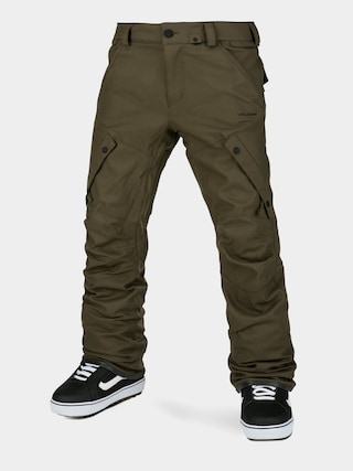 Volcom Articulated Snowboard pants (black military)