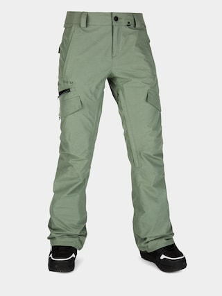 Volcom Aston Gore Tex Snowboard pants Wmn (dusty green)