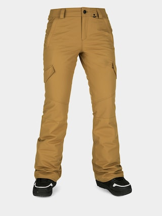 Volcom Bridger Ins Snowboard pants Wmn (burnt khaki)
