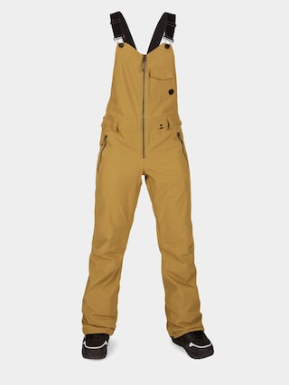 Volcom Swift Bib Overall Snowboard pants Wmn (burnt khaki)