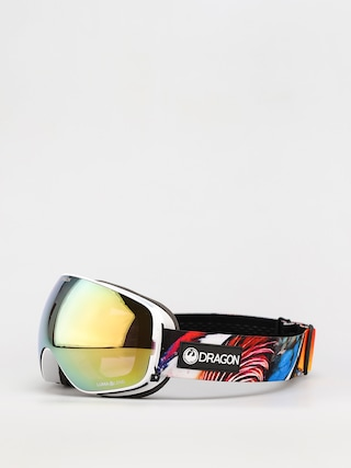 Dragon X2s Goggles (hot duck/ll gold ion/ll yellow)