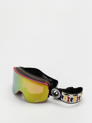 Dragon NFX2 Goggles (forest sig 20/ll gold ion/ll yellow)