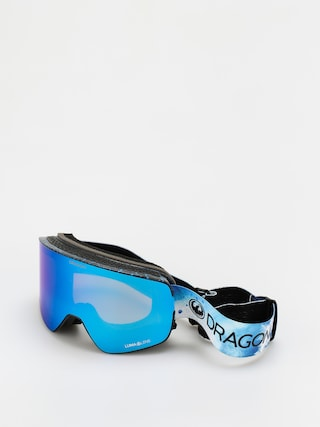 Dragon NFX2 Goggles (permafrost/ll blue ion/ll amber)