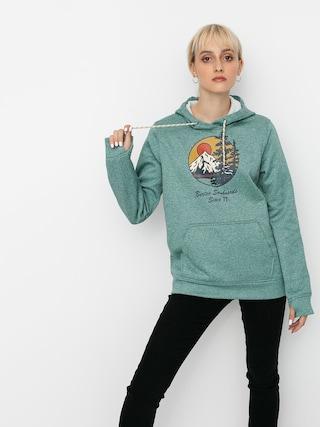 Burton Oak HD Active sweatshirt Wmn (trellis heather)