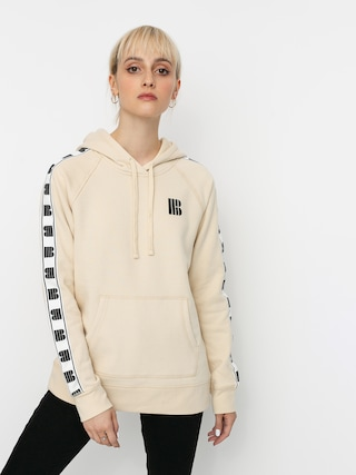 Burton Lost Things HD Hoodie Wmn (creme brulee)