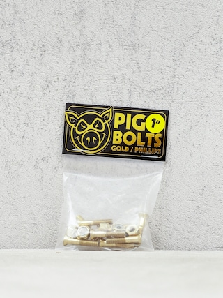 Pig Phillips Bolts Bolts (gold)
