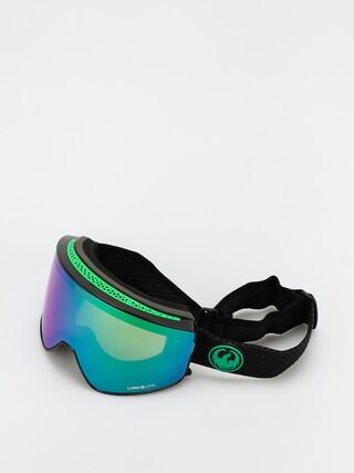 Dragon PXV2 Goggles (split/lumalens green ion/lumalens amber)