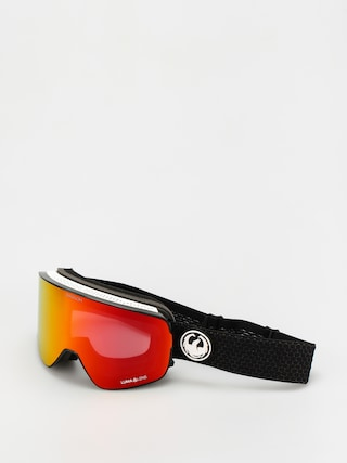 Dragon NFX2 Goggles (split/ll red ion/ll light rose)