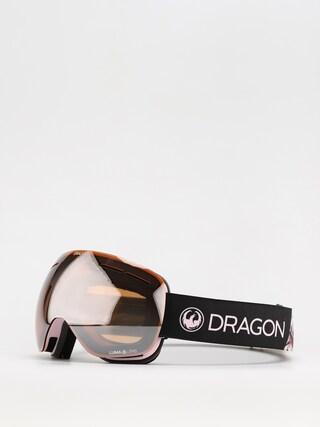 Dragon X1S Goggles (sakura/ll silver ion/ll rose)