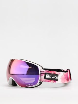 Dragon X2s Goggles (merlot/ll purple ion/ll light rose)