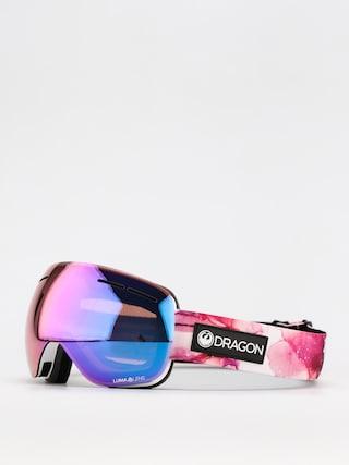 Dragon X1S Goggles (merlot/ll purple ion/ll light rose)
