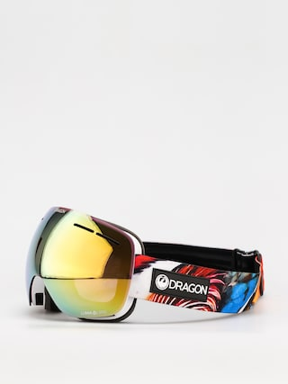 Dragon X1S Goggles (hot duck/ll gold ion/ll yellow)