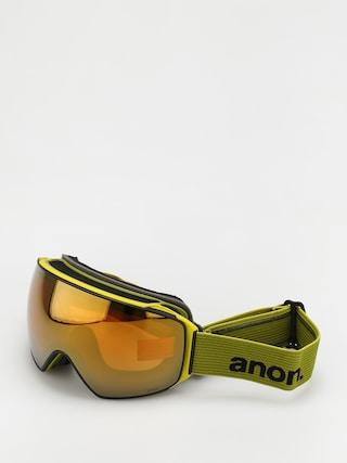 Anon M4 Toric Mfi Goggles (green/perceive sunny bronze)