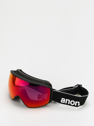 Anon M4 Toric Mfi Goggles (black/perceive sunny red)