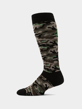 Volcom Synth Socks (army)