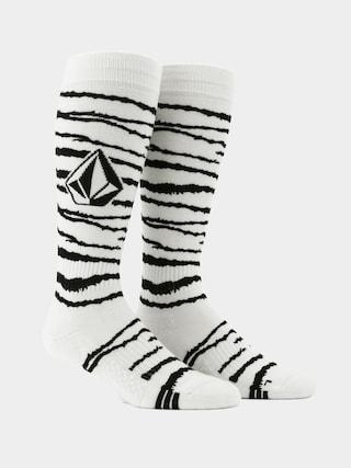 Volcom Lodge Socks (white tiger)