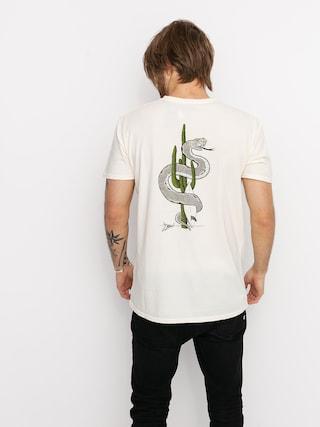 Quiksilver Desert Trippn T-shirt (snow white)