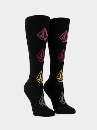 Volcom Sherwood Socks Wmn (black)