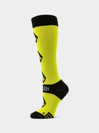 Volcom Sherwood Socks Wmn (lime)