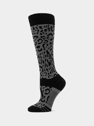 Volcom Ttt Socks Wmn (leopard)