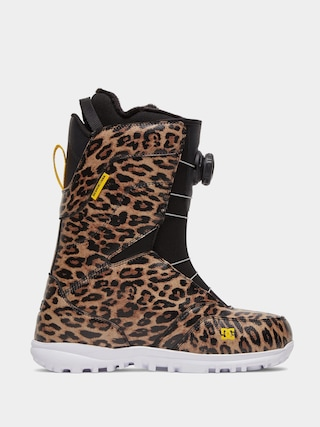 DC Search Snowboard boots Wmn (leopard print)