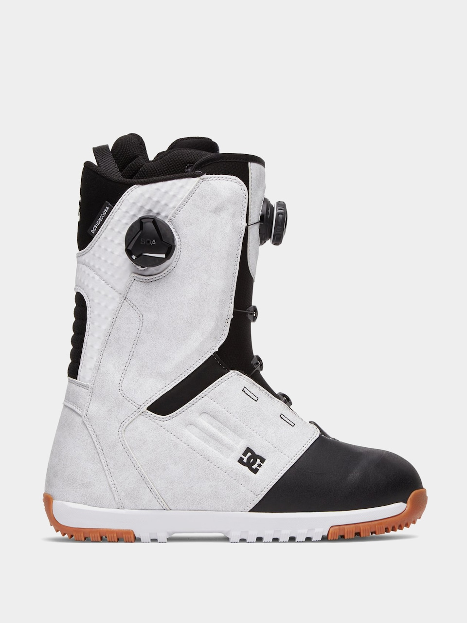 Dc Control Snowboard Boots White