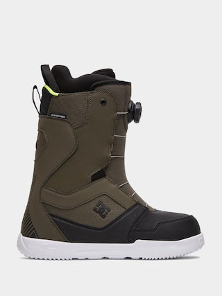 DC Scout Snowboard boots (green)