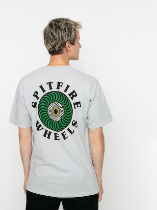 Spitfire Og Classic Fill T-shirt (silver)