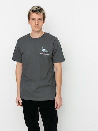 Spitfire Lil Pgn T-shirt (charcoal/multi)