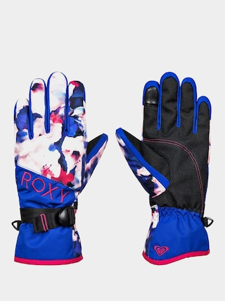 Roxy Jetty Gloves Wmn (mazarine blue mind jingle)
