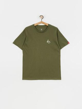 eS Team T-shirt (olive)