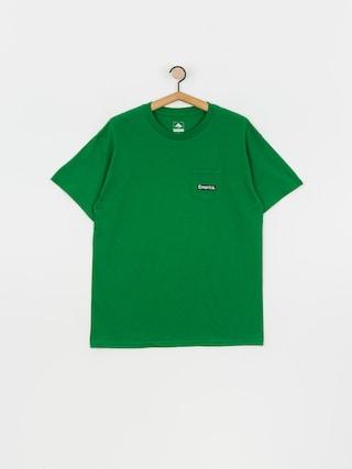 Emerica Pure Triangle Pocket T-shirt (green)