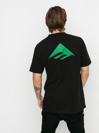 Emerica Pure Triangle Pocket T-shirt (black)