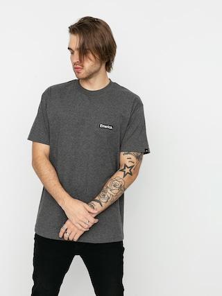 Emerica Pure Triangle Pocket T-shirt (charcoal/heather)