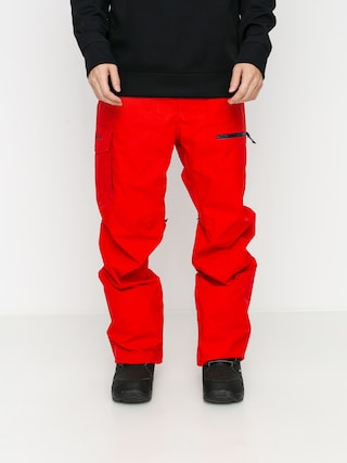 Burton Covert Snowboard pants (flame scarlet)