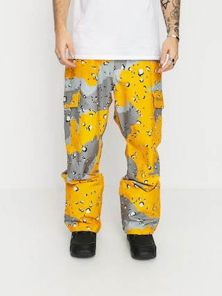 DC Banshee Snowboard pants (chocolate chip lemon chro camo)