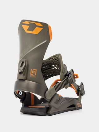 Drake Super Sport Snowboard bindings (dark olive)