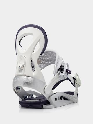 Drake Jade Snowboard bindings Wmn (white)
