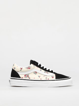 Vans Old Skool Shoes (ditsy floral/clswhtttrwht)